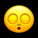 Smiley Zzz Emoticon