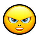 Smiley Upset 4 Emoticon