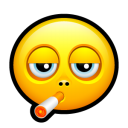 Smiley Smoking Emoticon