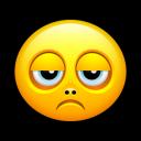 Smiley Sad Emoticon