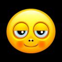 Smiley Pleased Emoticon