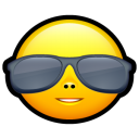 Smiley Cool Emoticon