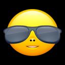 Smiley Cool Emoticon