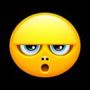 Smiley Complain Emoticon