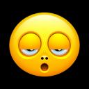 Smiley Bored 2 Emoticon