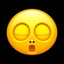 Smiley Bored Emoticon