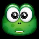 Green Monster 8 Emoticon