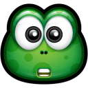 Green Monster 7 Emoticon