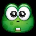 Green Monster 7 Emoticon