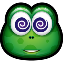 Green Monster 30 Emoticon