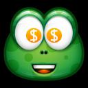 Green Monster 28 Emoticon