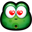 Green Monster 26 Emoticon