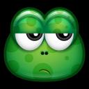 Green Monster 24 Emoticon