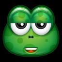 Green Monster 22 Emoticon