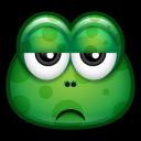 Green Monster 21 Emoticon