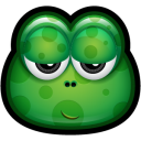 Green Monster 20 Emoticon
