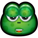Green Monster 19 Emoticon