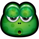 Green Monster 18 Emoticon