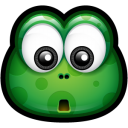 Green Monster 16 Emoticon