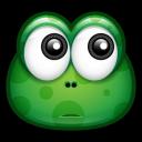 Green Monster 14 Emoticon