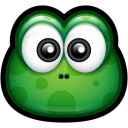 Green Monster 1 Emoticon