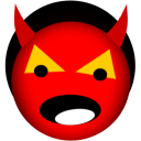 Satan Devil Emoticon