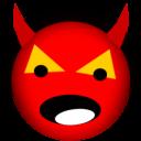 Satan Devil Emoticon