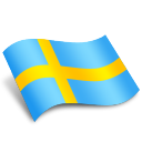 Sverige Sweden Emoticon