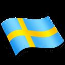 Sverige Sweden Emoticon