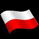 Polska Poland Emoticon