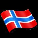 Norge Norway Emoticon