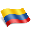 Colombia Emoticon