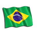 Brasil Flag Emoticon