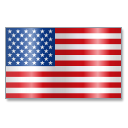 United States Flag 1 Emoticon
