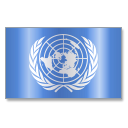 United Nations Flag 1 Emoticon