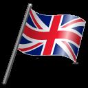 United Kingdom Flag 3 Emoticon