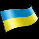 Ukraine Flag 2 Emoticon