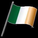 Ireland Flag 3 Emoticon