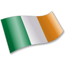 Ireland Flag 2 Emoticon