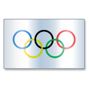 International Olympic Committee Flag 1 Emoticon