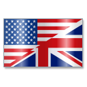 English Language Flag 1 Emoticon