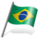 Brazil Flag 3 Emoticon