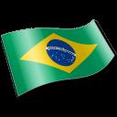 Brazil Flag 2 Emoticon