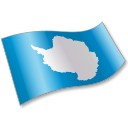 Antarctica Flag 2 Emoticon
