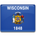 Wisconsin Flag Emoticon