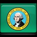 Washington Flag Emoticon