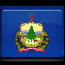 Vermont Flag Emoticon