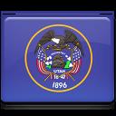 Utah Flag Emoticon