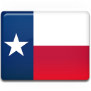Texas Flag Emoticon