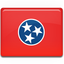 Tennessee Flag Emoticon